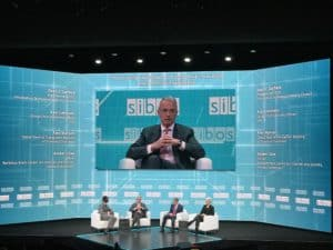 Sibos 2017 conference